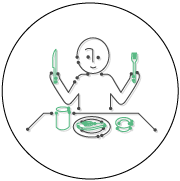 自分に合う食習慣の確立
